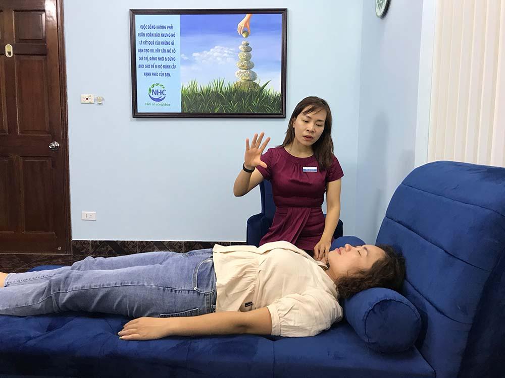 Trị liệu Rối loạn tiền đình hiệu quả tại Trung tâm Tâm lý trị liệu NHC Việt Nam