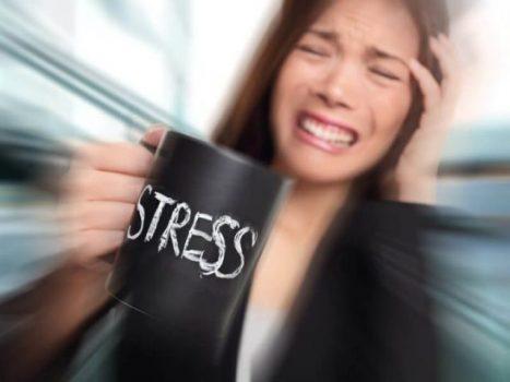 Stress là một triệu chứng khá phổ biến mà rất nhiều người đều mắc phải.
