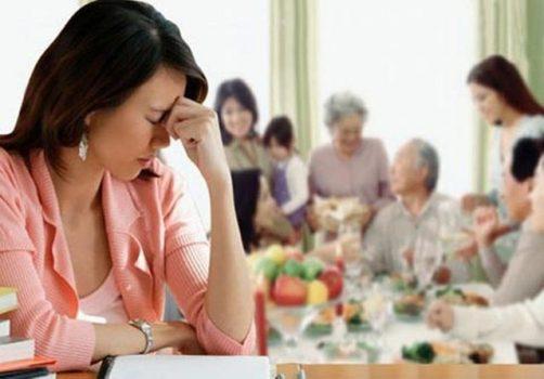 Mâu thuẫn giữa bạn bè hay người thân trong gia đình ngày một xấu đi
