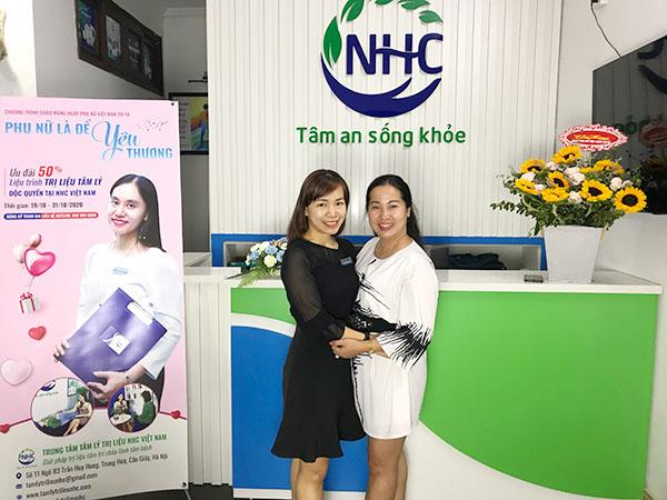 Trung tâm NHC cam kết đồng hành cùng khách hàng