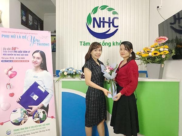 Tìm lại hạnh phúc và niềm vui sống tại NHC Việt Nam