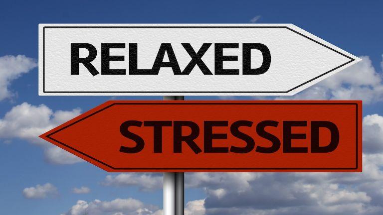 cách xả stress - stress là gì