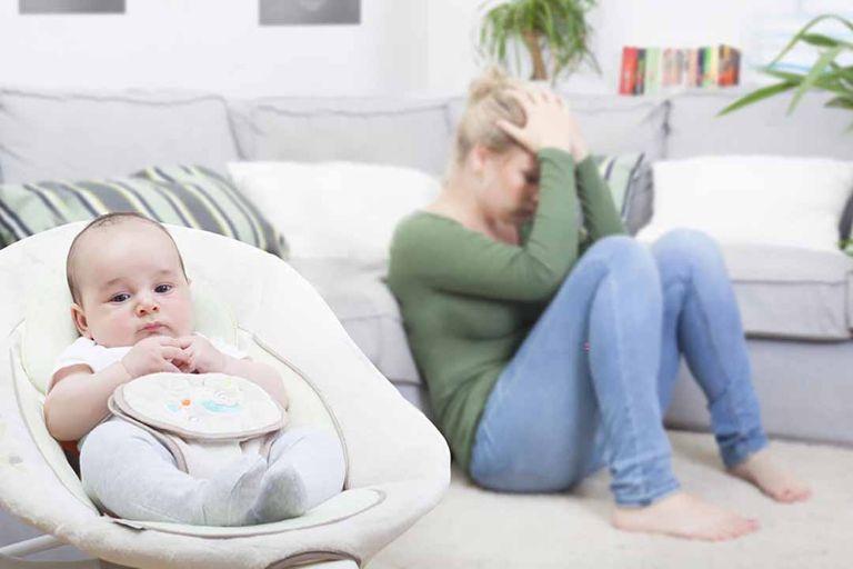 Hội chứng rối loạn - trầm cảm sau sinh