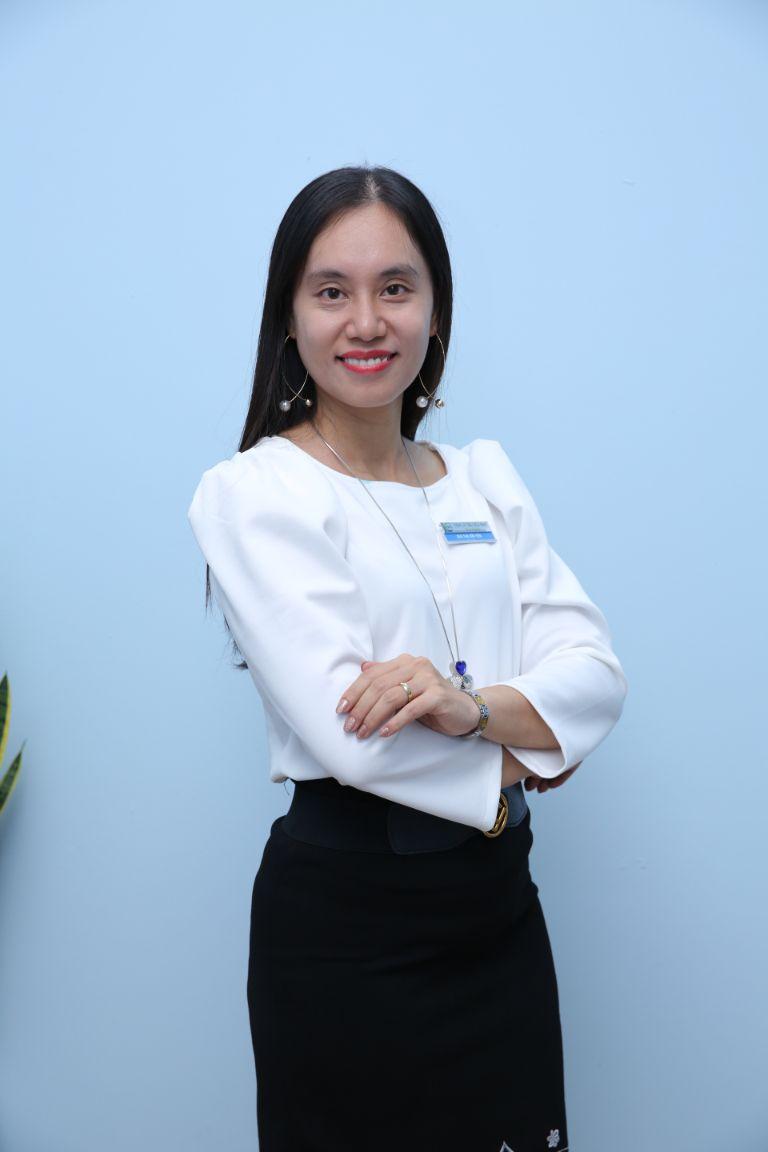 Chuyên gia Bùi Thị Hải Yến