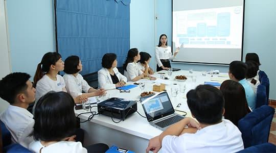 Quy trình can thiệp được nghiên cứu bài bản của Trung tâm NHC