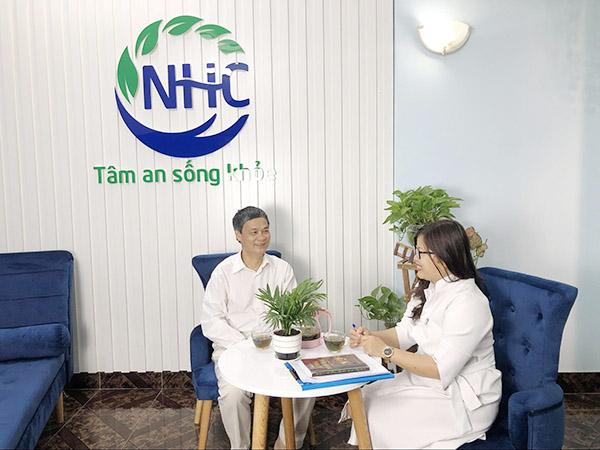 Hiện tại chú Việt đã có giấc ngủ tự nhiên, hoàn toàn khỏe mạnh và ngon giấc mà không cần dùng đến thuốc