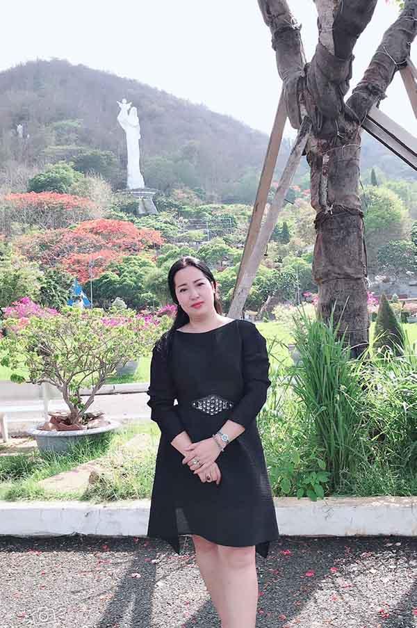 Chị Quyên sinh năm 1980 hiện đang sinh sống tại Hà Nội