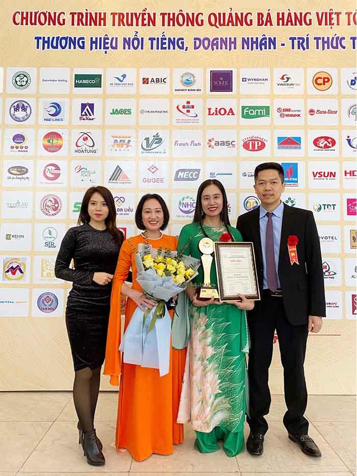 Giải thưởng này chính là sự ghi nhận những đóng góp, nỗ lực trong công tác nghiên cứu và ứng dụng liệu pháp trị liệu tâm trí đầu tiên tại Việt Nam