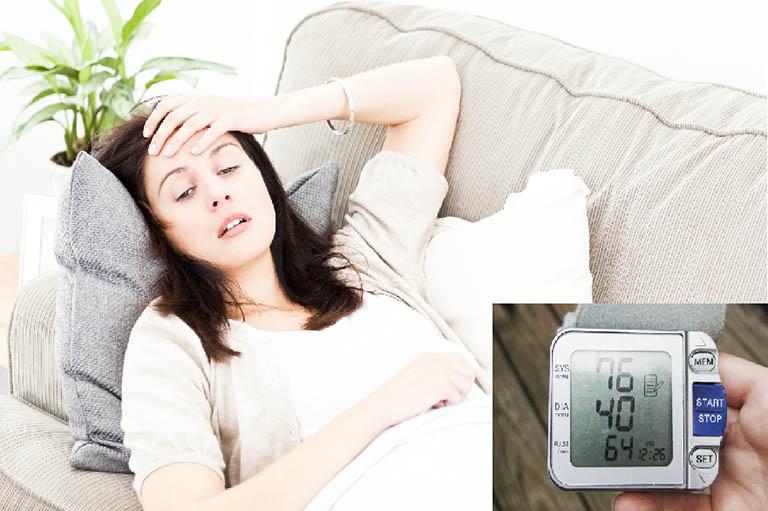 Huyết áp thấp có gây mất ngủ không?