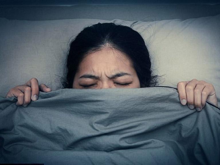 Rối loạn giấc ngủ không thực tổn