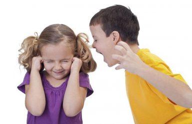 Bệnh rối loạn hành vi ở trẻ em