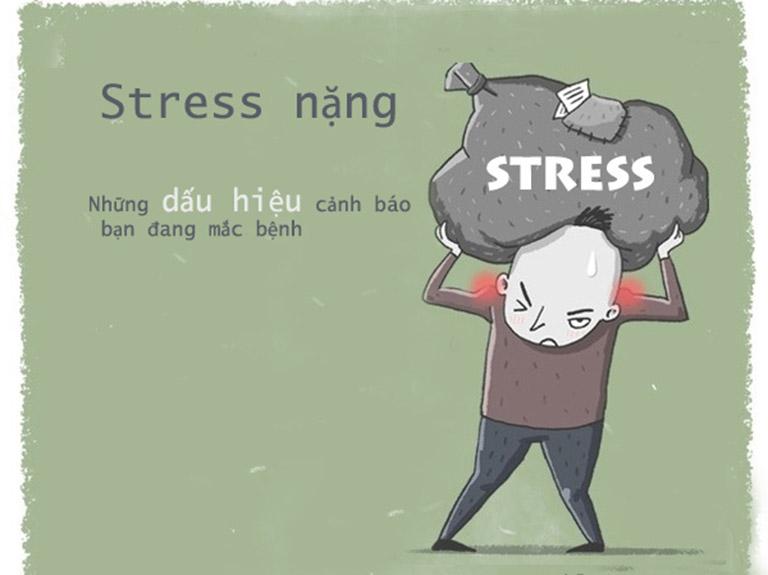 Stress nặng