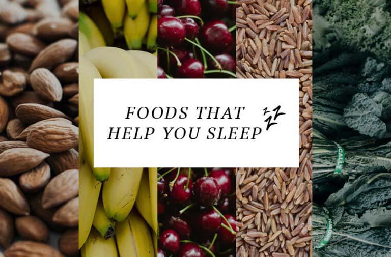 thực phẩm chữa mất ngủ