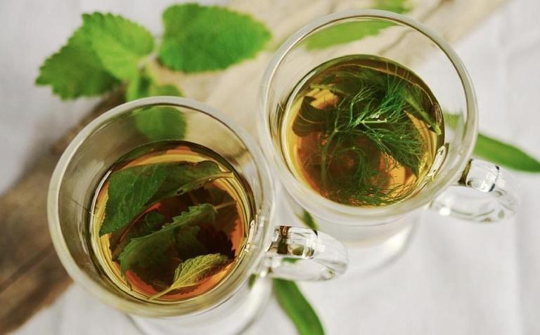 Trà bạc hà – Loại trà chữa mất ngủ an toàn