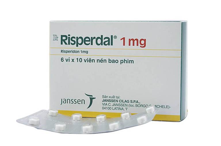 Thuốc Risperdal