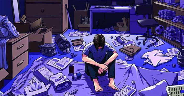 trầm cảm ở sinh viên đại học