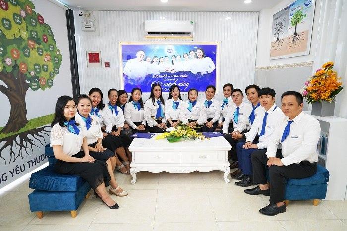 Đội ngũ chuyên gia tâm lý, Master Coach hàng đầu đến từ Ủy ban NLP Hoa Kỳ làm việc tại Trung tâm Tâm lý trị liệu NHC Việt Nam.