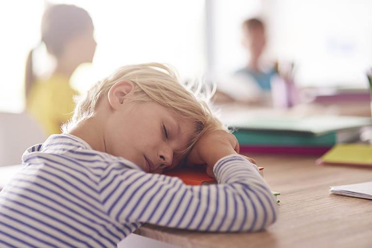 Cảm xúc tiêu cực trong học đường