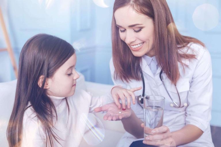 thuốc chống trầm cảm an toàn cho trẻ em